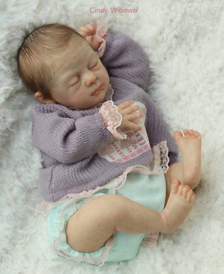 """EMALYN@ Reborn Baby Doll Kit By Melody Hess @LE600@18""""@New Release"""