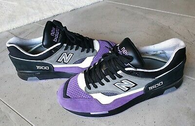 finest selection 3dfa2 c87d9 LIMITED EDITION NEW Balance 1500 purple 10 white 990 black Grey 991 998 997