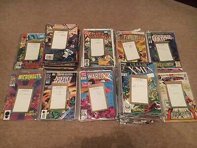 130+ Mixed Marvel & DC Comics Joblot Bundle