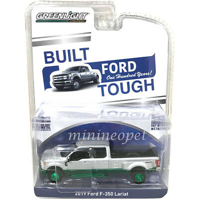 GREENLIGHT 27970 F 100 YEARS ANNIVERSARY 2019 FORD F-350 LARIAT 1/64 Chase