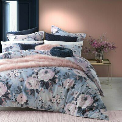 Logan and Mason Stella Rose Duvet Doona Quilt Cover Set Queen, King, Super King