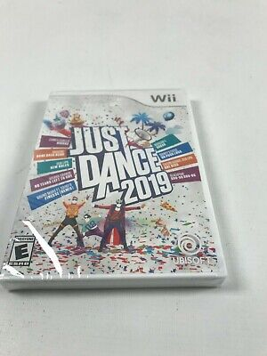 Just Dance 2019 19 Nintendo Wii Game Brand New Sealed