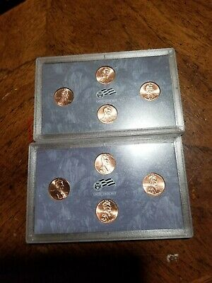 2009 P&D Lincoln Bicentennial Cent  8 coins in this set