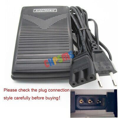 FOOT CONTROL PEDAL FIT FOR Singer2250,2263,2273,2639,2662,E99670,Heavy Duty,4210