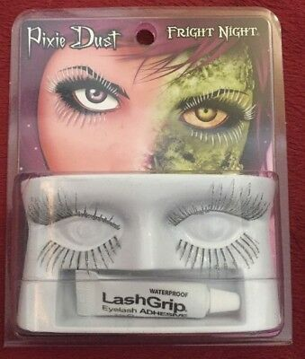 f38e4fcdf94 SPOOKIE LASHES PIXIE DUST Fright Night Top Bottom Sparkly Ardell ...