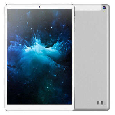 10.1'' inch 128GB/256GB Tablet Tablets PC Computer eBook Reader ,Silver,Gold
