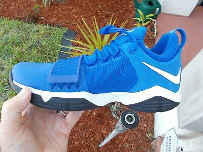 huge selection of a78e6 625aa Nike PAUL GEORGE BASKETBALL SHOES GAME ROYAL BLUE SIZE 10 NEW IN BOX  8786270 400