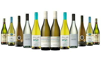 White Wine Pack - Ultimate Dinner Party Favorites 12x750ml Fast & Free Delivery