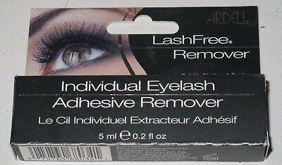 1660020bb37 2 X Ardell LashFree Individual Eyelash Adhesive Remover 5ml lot of 2