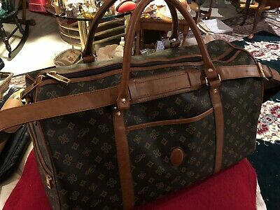 "Designer Inspired Carryall Duffel Bag New w/out Tags Shoulder Strap 20""x 12""x12"""