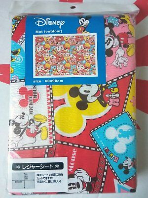 Disney Mickey Mouse Baby Table Placemat Padded Changing Kids child Picnic MAT
