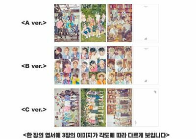 STRAY KIDS UNVEIL TOUR [I am...] OFFICIAL GOODS LENTICULAR POSTCARD SEALED