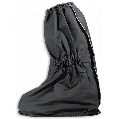 Held Black Motorcycle Waterproof Oxford Quality Polyester Over Boots All Sizes