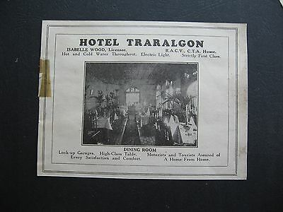 Hotel Traralgon Isabelle Wood