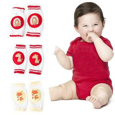 Baby Infant Toddler Crawling Knee Pads Safety Cotton Cushion Protector Legs