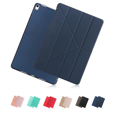 Ultra Slim Smart Magnetic Case Multi Fold Cover iPad 6 5 4 3 2 iPad Mini/Air