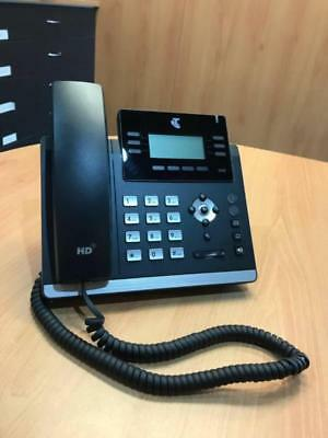 Yealink Telstra T42G IP Phone HD Voice With Power Supply Adapter *