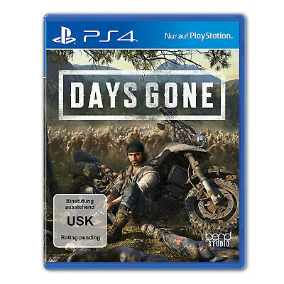 Days Gone PS4 Standard Edition - PlayStation 4 Spiel