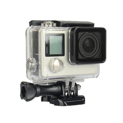 45M Underwater Waterproof Diving Housing Case For Hero4 5 Session Camera