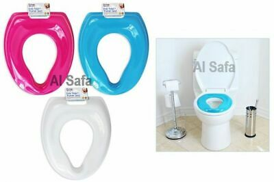 My First Steps Children Toilet Trainer Seat, For Girls & Boys Kids, Potty, NEW