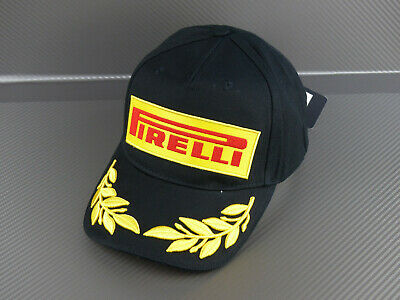 Pirelli US Podium Base Cap