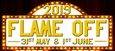 Flame Off 2019 Saturday Ticket