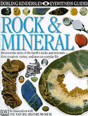 Rock and Mineral (Eyewitness Guides: 2), Chris Pellant & R.F.Symes, Mint & Sleve