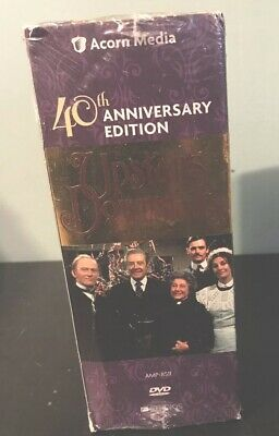 Upstairs Downstairs Complete Series 21 DVD Set 40th Anniversary Edition FREE S&H