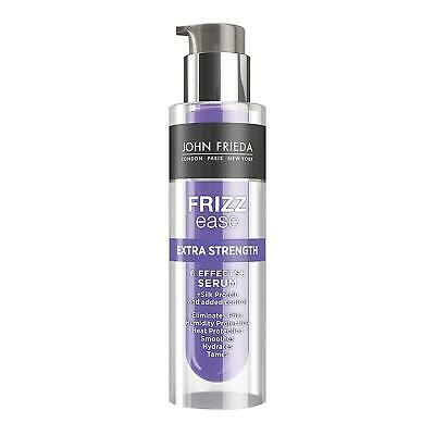 John Frieda Frizz Ease Extra Strength 6 Effects Serum for Thick Hair 50 ml