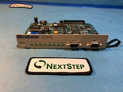 Toshiba Stratagy IVP8 SG-IVP8-2 2 Port Software Revision VGA for CTX100