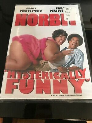 Norbit - (DVD, 2007) EDDIE MURPHY - NEW SEALED - FIRST CLASS SHIPPING