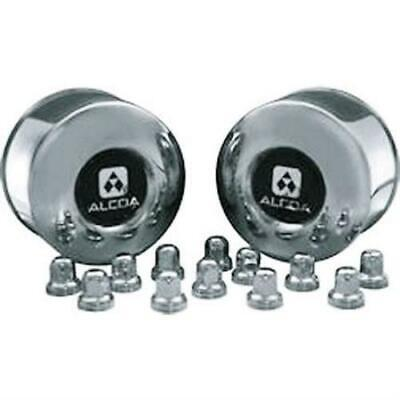 Alcoa Sprinter 3500 6 lug Rear Hub Cover Kit