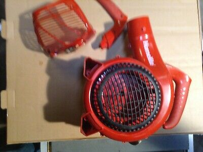 Red Homelite Hand Held 26b Leaf Blower Housing And Recoil 22 00