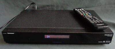HUMAX iHDr-5200C digitale HD HDD TV ontvanger 500GB hard disk receiver decoder