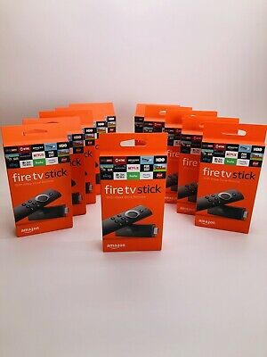Amazon Fire TV Stick with Alexa Voice Remote Streaming Media 2nd Gen - BRAND NEW