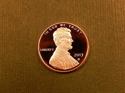 2013 S Lincoln Shield Cent - Proof -
