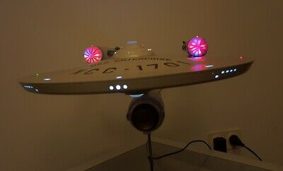 9-12V LED Engine Sequenzer Enterprise 1701 TOS CLASSIC 1:350 Star Trek 3mm