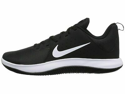 wholesale dealer 41c12 29fe3 Nike Fly.By Low 908973-001 Black White Men s Basketball Shoes ...