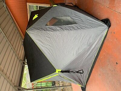 OTTER OUTDOORS XT Pro X-Over Cottage Ice Shelter - $340 00