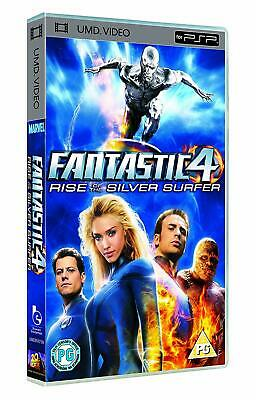 Fantastic Four: Rise Of The Silver Surfer (PSP UMD Movie/Film) *GOOD CONDITION*