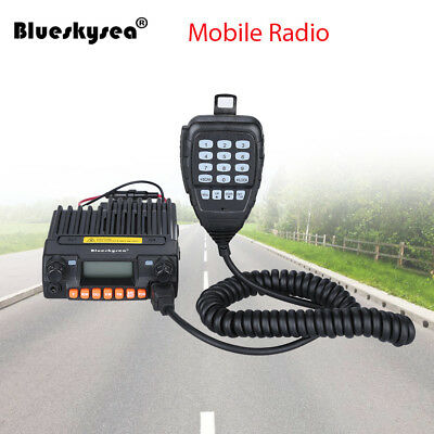 KT-8900R 25W TRI-Band UHF/VHF Dual Display VOX Mobile 2-Way Radio Transceiver AU