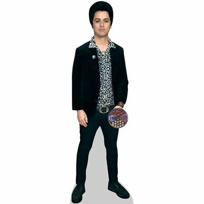 Billie Joe Armstrong (Black Outfit) Cardboard Cutout (lifesize)