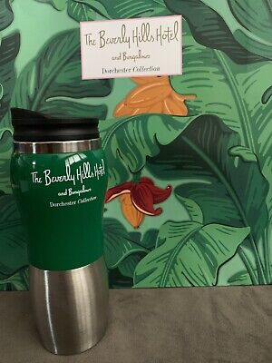 The Beverly Hills Hotel Signature Tumbler BNWB