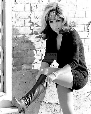 Nancy Sinatra Singer And Actress - 8X10 Publicity Photo (Fb-382)