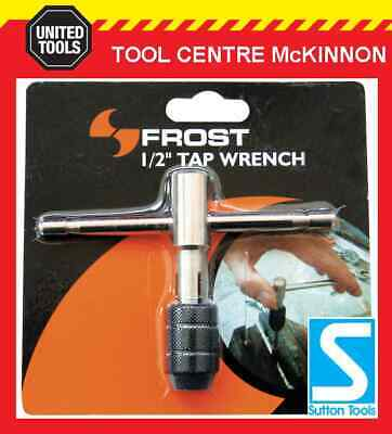 """Frost By Sutton Tools 92201 1/2"""" Tap Wrench For M7 – M12 Taps"""