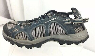 79b4f37f7fda Salomon Men s Techamphibian 3 Trail Water Shoes Men s US Sz 8 Dark grey