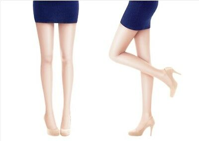3PCS FLASEEK High Elasticity Pantyhose 3Color