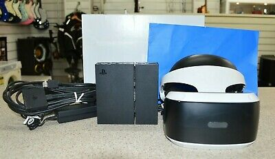 Sony Playstation VR Headset - Camera NOT Included - model. CUH-ZVR1