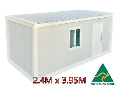 NEW Container Portable Modular Building Site Tiny Home Cabin Office Studio Shed