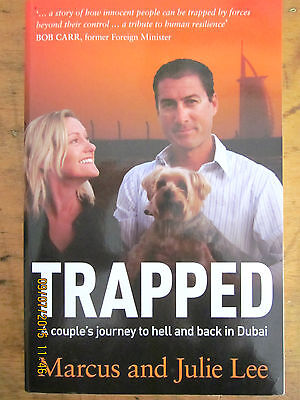 ~Trapped: A Couple's Journey to Hell and Back in Dubai by Marcus Lee - 2014~